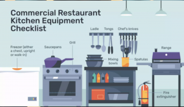 Purchasing Restaurant Kitchen Equipment – Commercial Kitchen Factors To Consider