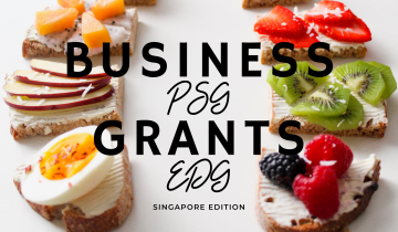 Business Grants Portal – Singapore Edition